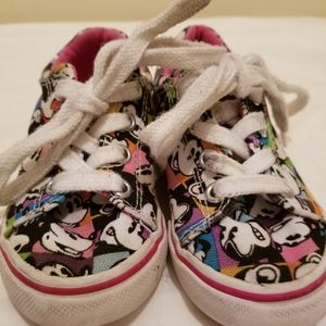 Toddler Girls Mickey/Minnie Disney Shoes